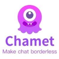 Chamet App - Video Chat en vivo y salas de fiesta