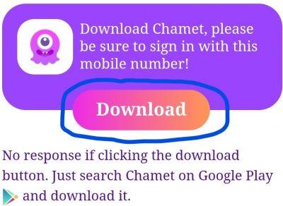 Descargar Chamet App