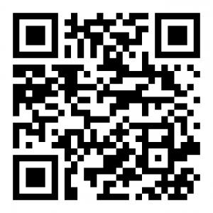 Registro Chamet host Código QR