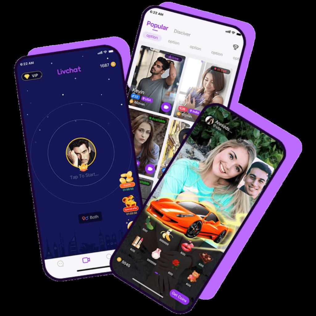 LivChat meet the best - StreamerAgent Agencia LivChat